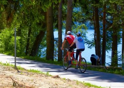 Jezerní cyklostezka