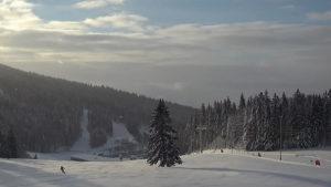 Aktuální sněhové zpravodajství